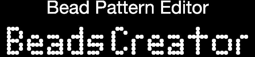 Beads Creator - Bead pattern editor